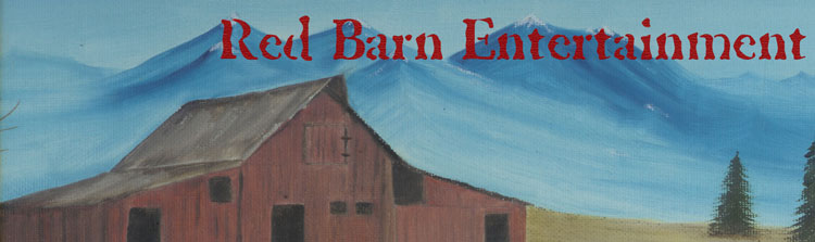 The big, red barn.